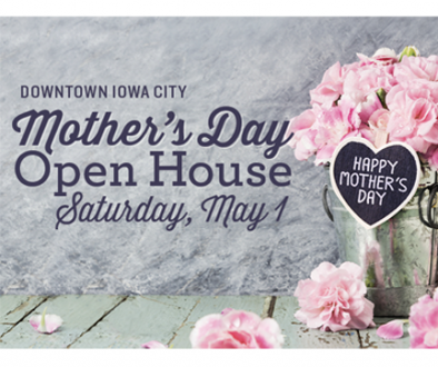 Mothers Day Open House ICDD