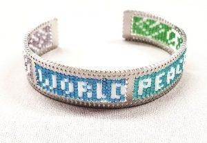Centerline™ World Peace Bracelet