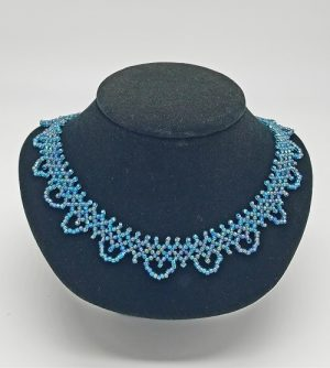 Embellished Roaring Twenties Necklace--this class is full--call to get on a waiting list.
